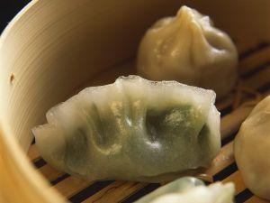Dim Sums mit Shrimpsfüllung Rezept