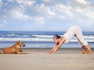 Die 5 verrücktesten Yoga-Arten