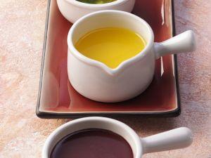 Dreierlei Buttersoßen Rezept