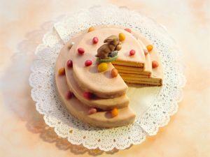 Dreistöckige Torte Rezept
