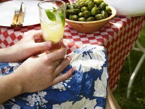 Drink mit Orangina Rezept