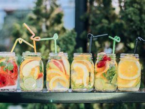 Drinks für einen flachen Bauch