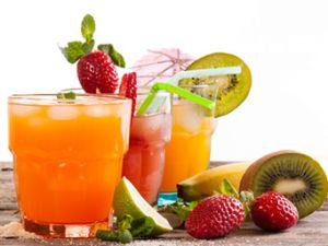 Rezepte für leckere Durstlöscher