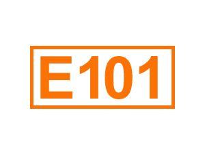 E 101 (Riboflavin, Lactoflavin, Vitamin B2)