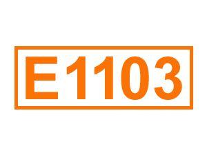 E 1103 (Invertase)