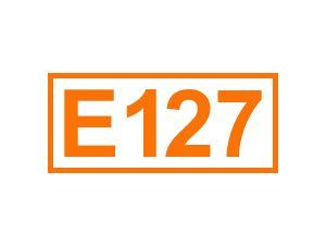 E 127 (Erythrosin)