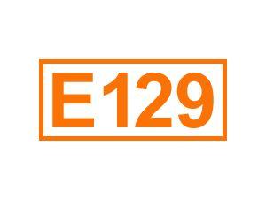 E 129 (Allurarot AC)