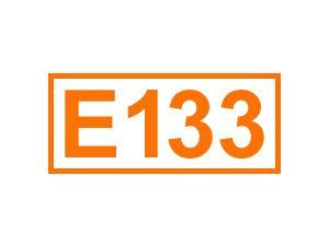 E 133 (Brillantblau FCF)