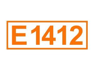 E 1412 (Distärkephosphat)