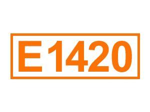 E 1420 (Stärkeacetat)