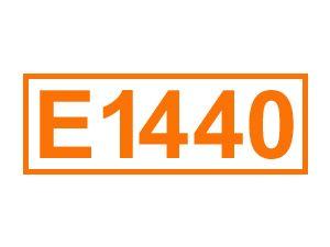 E 1440 (Hydroxypropylstärke)