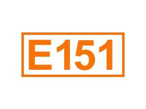 E 151 (Brilliantschwarz BN)