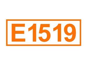 E 1519 (Benzylalkohol)