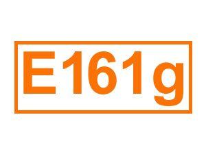 E 161 g (Canthaxanthin)