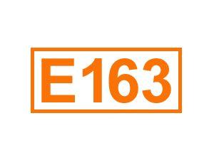 E 163 (Anthocyane)