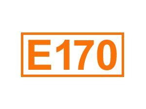 E 170 (Calciumcarbonat)