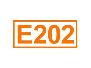E 202 (Kaliumsorbat)
