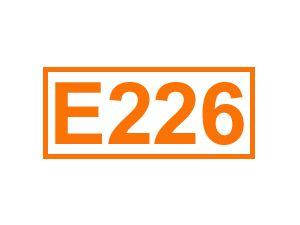 E 226 (Calciumsulfit)