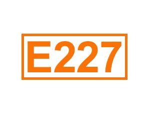 E 227 (Calciumhydrogensulfit)