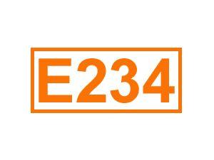 E 234 (Nisin)