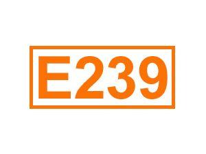 E 235 (Natamycin)