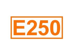 E 250 (Natriumnitrit)