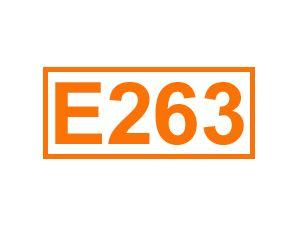E 263 (Calciumacetat)