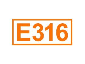E 316 (Natriumisoascorbat)