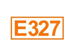 E 327 (Calciumlactat)