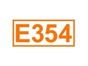 E 354 (Calciumtartrat)