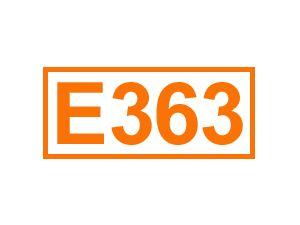 E 363 (Bernsteinsäure)