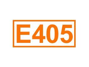 E 405 (Propylenglycolalginat)