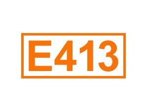 E 413 (Traganth)