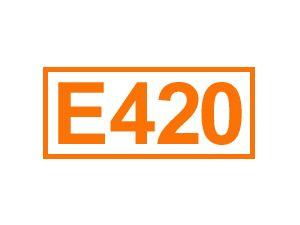 E 420 (Sorbit)