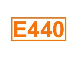 E 440 (Pektin)