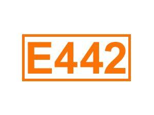 E 442 (Ammoniumphosphatide)