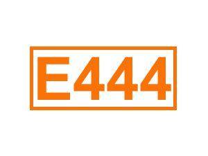 E 444 (Saccharoseacetatisobutyrat)