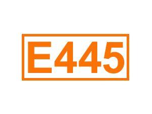 E 445 (Glycerinester aus Wurzelharz)