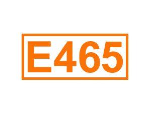 E 465 (Ethylmethylcellulose)