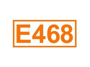 E 468 (modifizierter Cellulosegummi)
