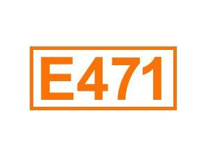 E 471 (Mono- und Diglyceride von Speisefettsäuren)