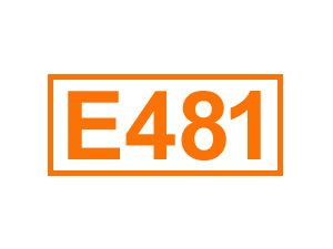 E 481 (Natriumstearoyllactylat)