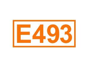 E 493 (Sorbitanmonolaurat)