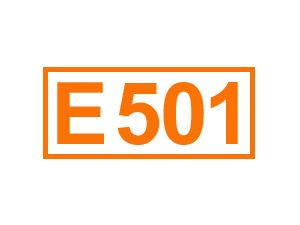 E 501 (Kaliumcarbonate)