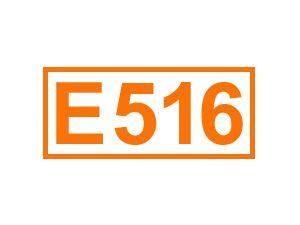 E 516 (Calciumsulfat)