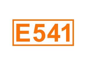 E 541 (Natriumaluminiumphosphat)