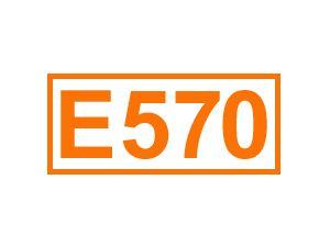 E 570 (Speisefettsäuren)