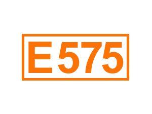 E 575 (Gluconolacton)
