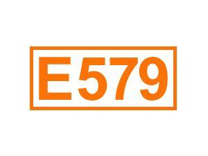 E 579 (Eisen-II-gluconat)