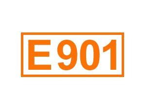 E 901 (Bienenwachs)